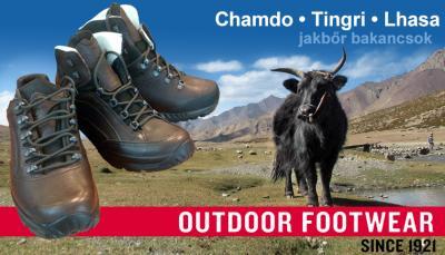 Hanwag Lhasa jakbőr túrabakancs