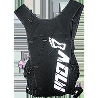 6a40d82a22 inov-8 Race Elite Vest 2L futómellény (fekete) lágy kulacsokkal. Termék  raktáron